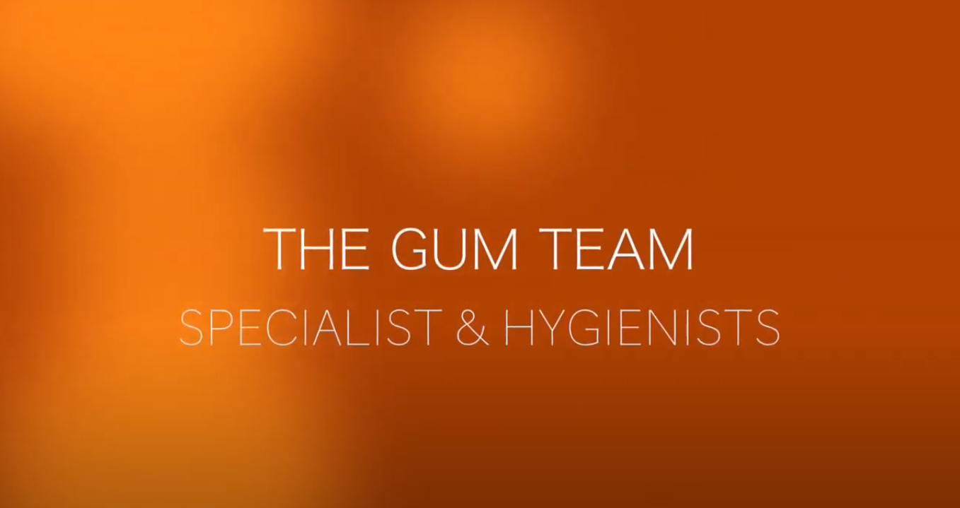 Let the right group of professionals manage your gum hygiene